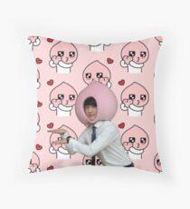 Got7 Jinyoung Apeach  Throw Pillow