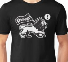 Design Lion Line Unisex T-Shirt