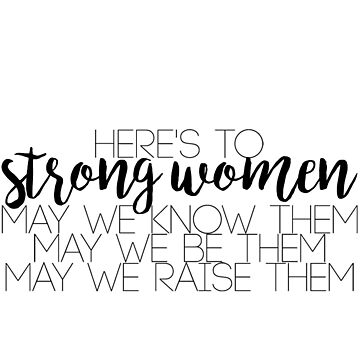 Strong Mujeres pt. 2 de tffindlay