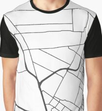 City Streets Graphic T-Shirt