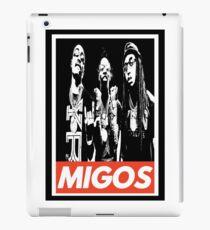 Migos v2 obey iPad Case/Skin