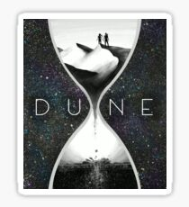 Time for Dune Sticker