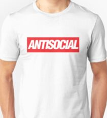 Antisocial {FULL} T-Shirt