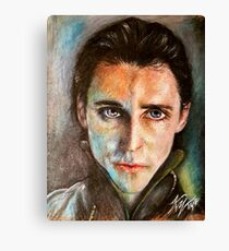 Loki Canvas Print