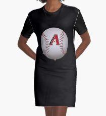 Arizona Diamondbacks Graphic T-Shirt Dress