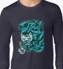 Tally-Ho! Blue Long Sleeve T-Shirt