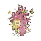 My Bloomin' Heart by Tara Krebs