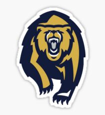 Cal Bears Logo Sticker