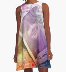 Presidential Candidate Catherine Lott 2020 A-Line Dress