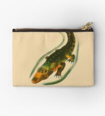 A is for Alligator Studio Pouch
