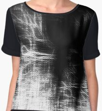 time spinning trees Chiffon Top