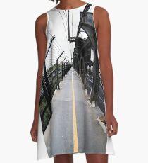 En Route A-Line Dress
