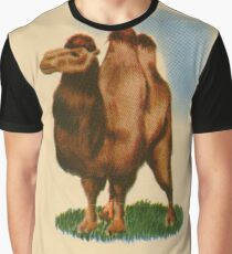 C is for Camel Graphic T-Shirt