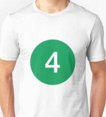 4 Train Official Logo T-Shirt