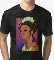 Bayou Princess  Tri-blend T-Shirt