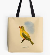 C is for Canary Tote Bag
