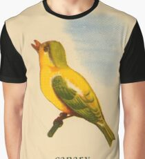 C is for Canary Graphic T-Shirt