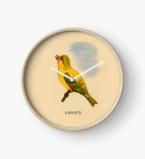 C is for Canary Clock
