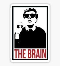 The Breakfast Club - The Brain Sticker