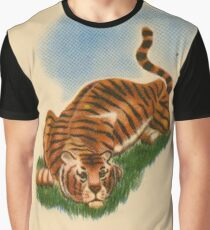 T is for Tiger Graphic T-Shirt