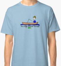 Fishing - Simple Things Classic T-Shirt