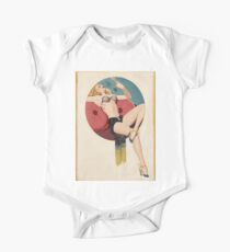 Pin-up girl One Piece - Short Sleeve