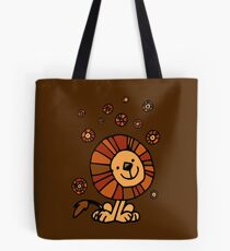 Cute Cartoon Lion Dream by Cheerful Madness!! Tote Bag