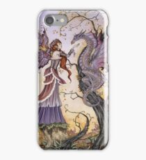The Dragon Charmer iPhone Case/Skin
