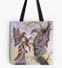 The Dragon Charmer Tote Bag