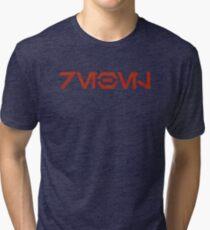 Rebel - Aurebesh Tri-blend T-Shirt