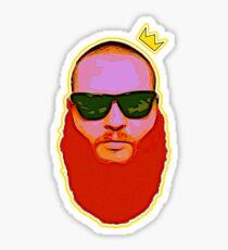 CHEF BRONSON BUST Sticker
