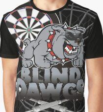 Blind Dawgs Darts Shirt Graphic T-Shirt