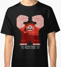 Wreck-It Ralph - Gonna Wreck It! Classic T-Shirt