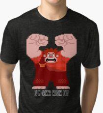 Wreck-It Ralph - Gonna Wreck It! Tri-blend T-Shirt