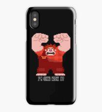 Wreck-It Ralph - Gonna Wreck It! iPhone Case/Skin