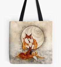 Moon Mischief Tote Bag