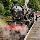 Austerity Class Steam Engine by Colin Metcalf