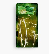 Mornington Peninsula Grasslands 7 Canvas Print