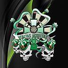 Veritas Aequitas Darts Shirt by mydartshirts