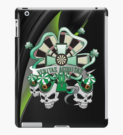 Veritas Aequitas Darts Shirt iPad Case/Skin