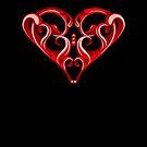 Heart of Filigree by tee-fury