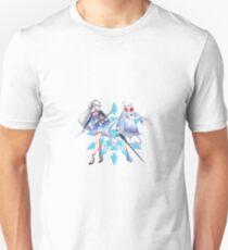 Weiss Schnee Volumes 1&4 Unisex T-Shirt