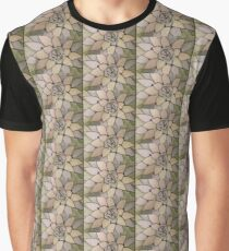The Trippy Lotus Graphic T-Shirt