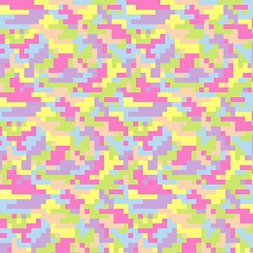 Pixel Barf by systemprimary