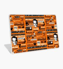 The Wise Words of GOB Laptop Skin