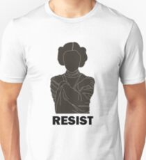 Princess Leia - Resist Unisex T-Shirt