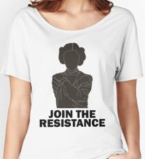 Princess Leia - Join the Resistance Women's Relaxed Fit T-Shirt
