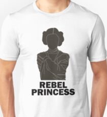 Princess Leia - Rebel Princess Unisex T-Shirt