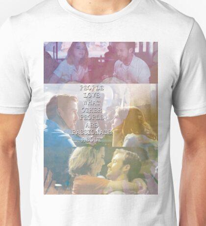 people love (la la land) Unisex T-Shirt