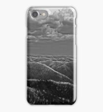 Mountain Ranges iPhone Case/Skin